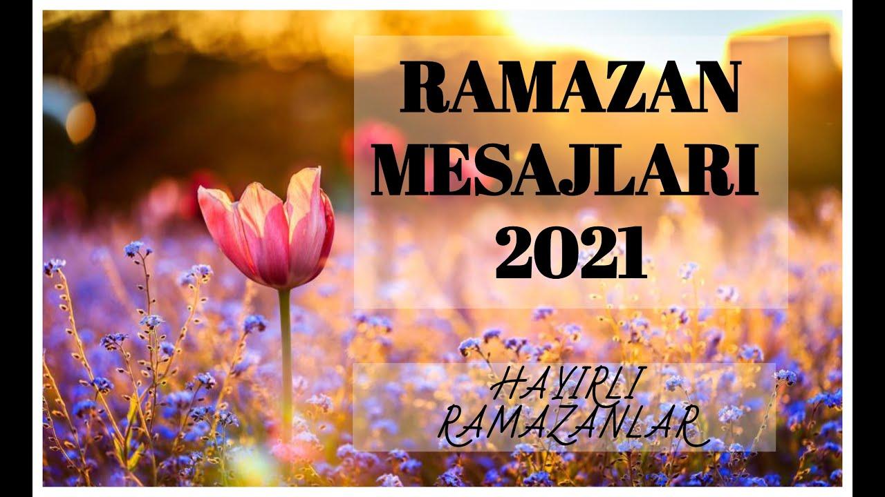 RAMAZAN MESAJI 2021 | Ramazan Mesajları RAMAZAN AYI| HAYIRLI RAMAZANALAR