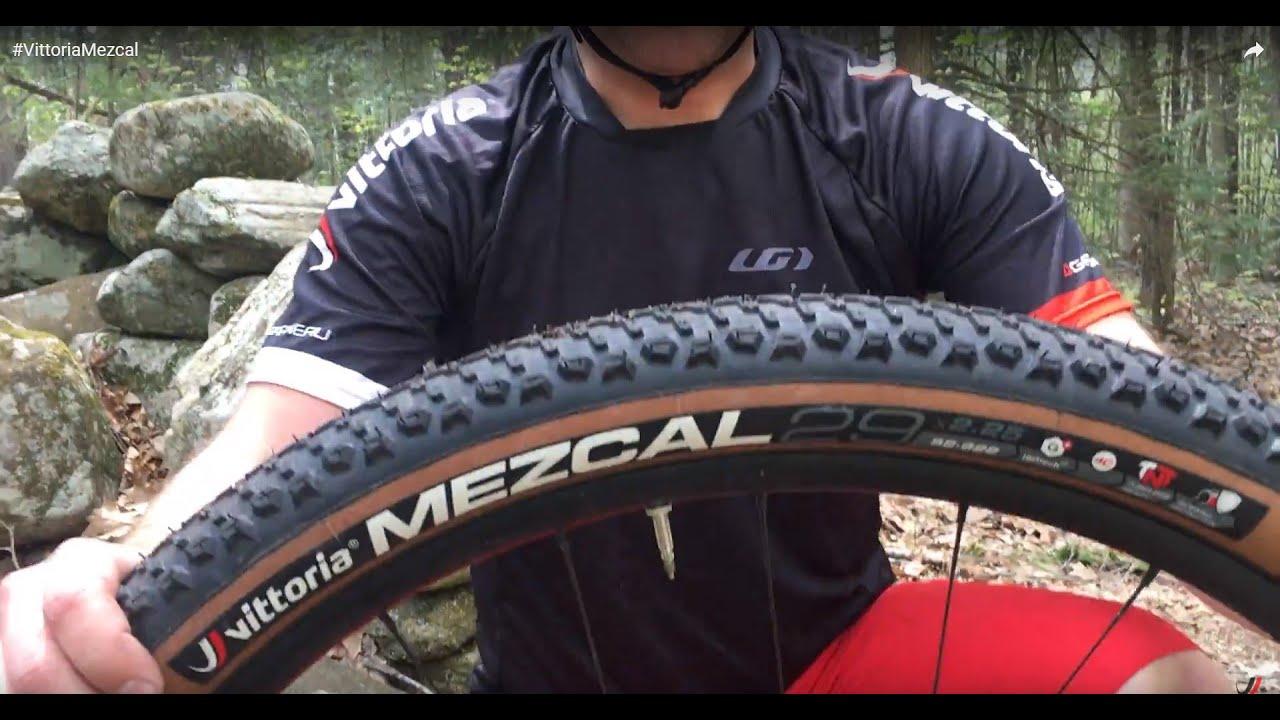 Vittoria Mezcal III Tire 29x2.1 Full Blk