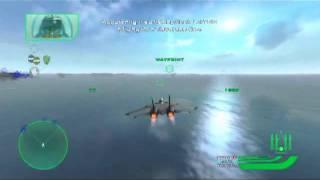 Top Gun PC Gameplay - Mission 1 - Part 1/3