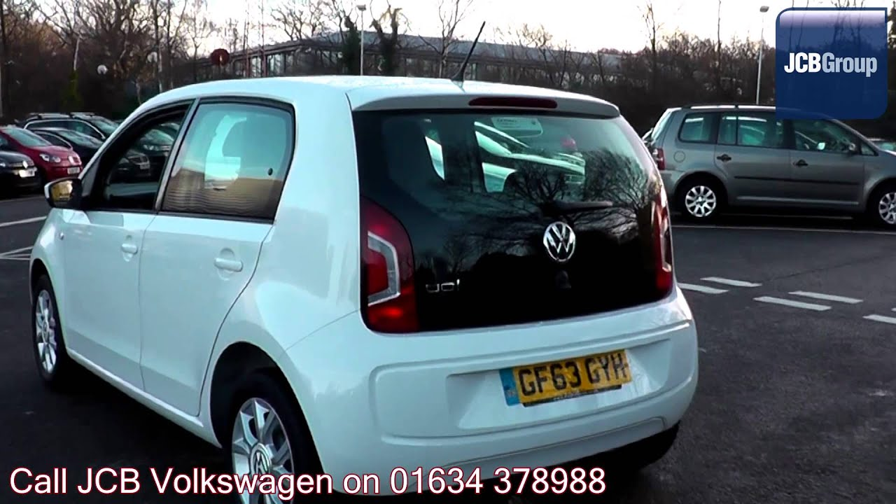 2013 volkswagen up move up 1l candy white gf63gyh for sale. Black Bedroom Furniture Sets. Home Design Ideas