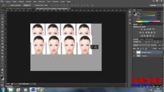 Criar fotos 3x4 no Photoshop - Tutorial