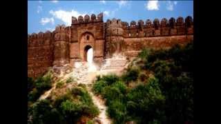 Raag Darbari Kanhra -by Nazakat~Salamat Duet (slideshow: Rohtas Fort, Jhelum, Pakistan)