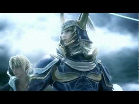FINAL FANTASY DISSIDIA & 012 Trailer 1080p/My Hands-Leona Lewis