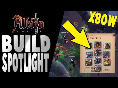Albion Online   Build Spotlight   Explosive Xbow