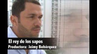 Andrés López, un exnarcotraficante considerado el sapo mayor
