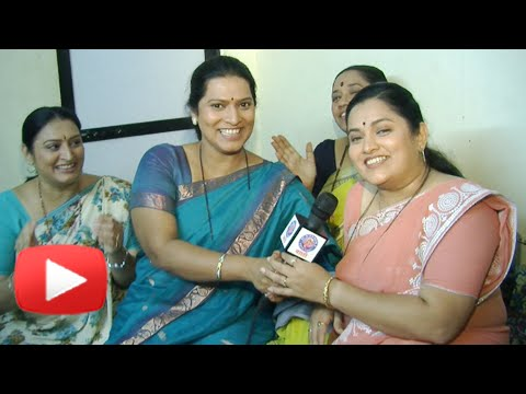 Honar Sun Mi Hya Gharchi - On Location Dhamaal Masti - Zee Marathi Serial