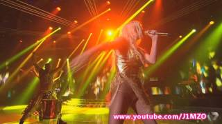Ke$ha - Die Young - live performance on The X Factor Australia 2012 [HD]