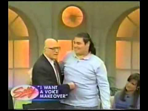 Sally Jesse Raphael TV Talk Show, Part 1: Dr. Mort Cooper Interviewed About Natural Voice Cures
