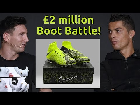 Why Is Ronaldo Obsessed With Messi & Who Are Nike & adidas fighting over?