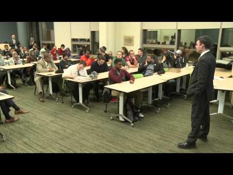 Budget Talks Mount Saint Vincent University - Q&A