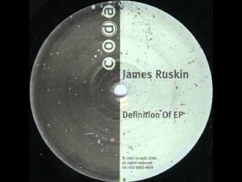 James Ruskin  A2 Definition Of EP