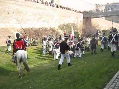 Batalla en los fosos de la Aljafería