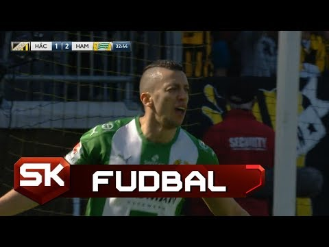 Dva Gola Đurđića za Jedan Minut u Švedskoj Ligi | Heken - Hamarbi | SPORT KLUB Fudbal