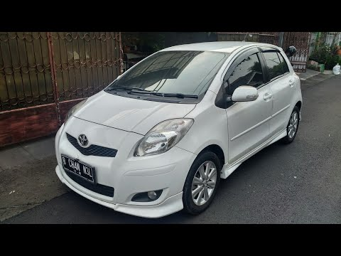 In Depth Tour Toyota Yaris S Limited 2011 - Indonesia