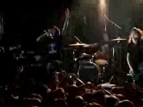 Bring Me The Horizon - Eyeless (live in Moscow 03/02/2008)