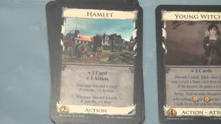 Dominion: Cornucopia Review - with Tom Vasel