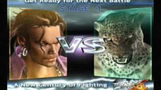 Tekken 4: Eddy