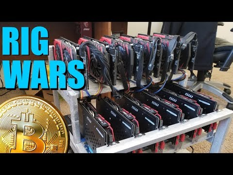 Mining Rig Wars 23: The Best Mining Rigs