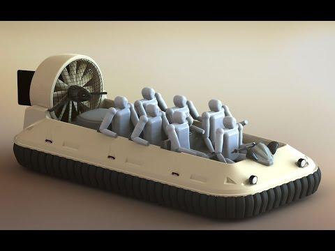 Carbon Infinity Hovercraft Presentation