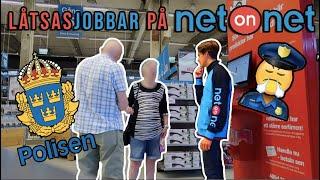 LÅTSASJOBBAR PÅ NET ON NET   BLIR POLISANMÄLD