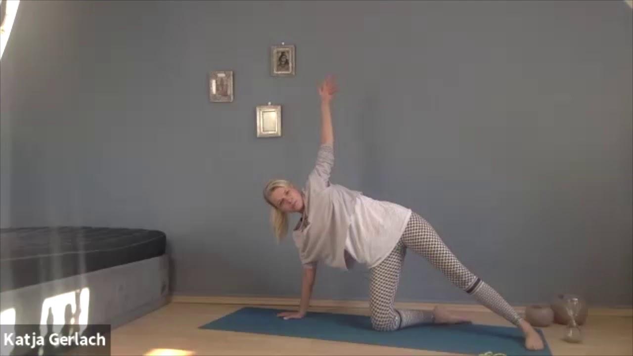 Aufzeichnung 4.5.2020 Yoga for free - Komm in Deine Balance