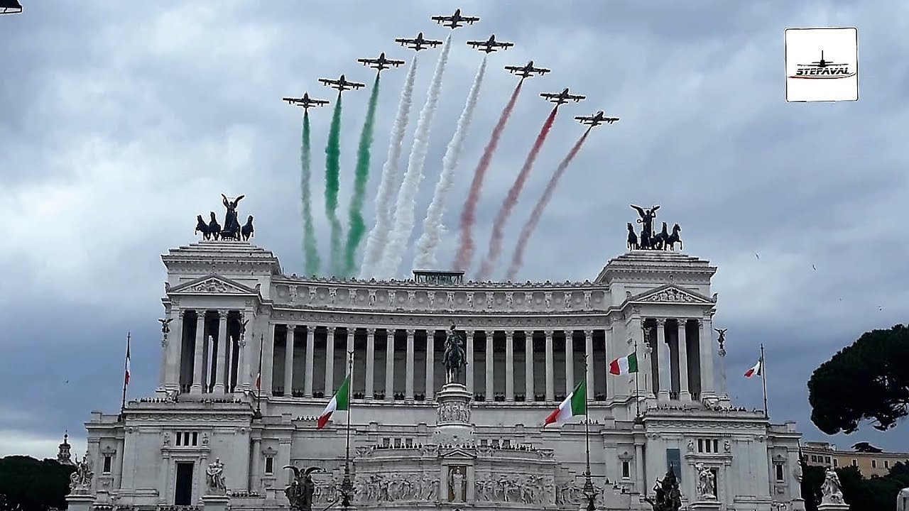 frecce tricolori roma - photo #1