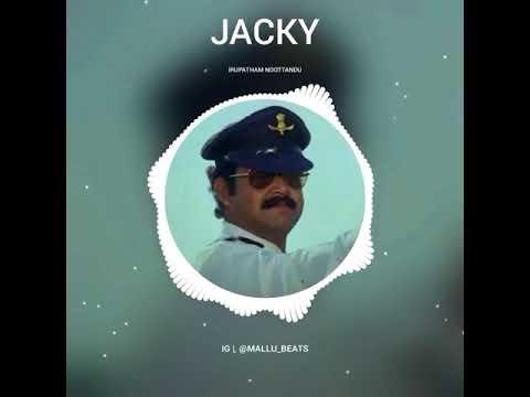 Irupatham Noottandu - JACKY Bgm