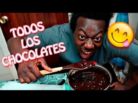 ¡¡CREANDO EL MAYOR CHOCOLATE DE YOUTUBE!! (un poco exaJerado...)