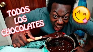 ¡¡CREANDO EL MAYOR CHOCOLATE DE YOUTUBE!! (un poco exaJerado...)