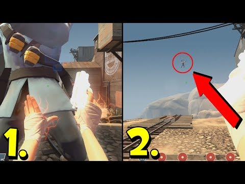 TF2 - Is THIS How You Use the Shortstop Shove?