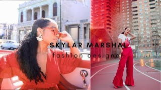 Building A Fashion Empire on a Student Budget: In Conversation with Skylar Marshai