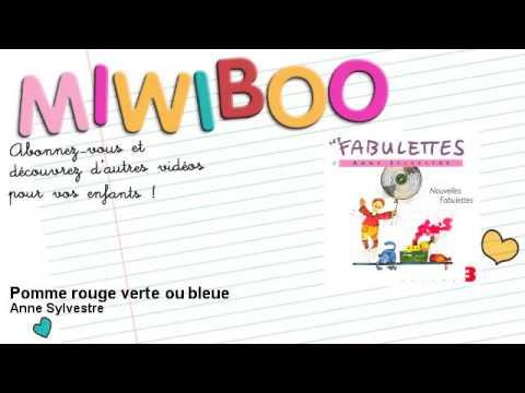 Anne Sylvestre - Pomme Rouge Verte Ou Bleue - Miwiboo