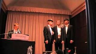 Ein Lied geht um die Welt - HarmoNovus im Konzert (06.03.2011, Schwarzenberg)