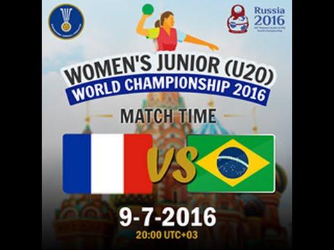 Group B. France - Brazil