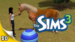 Sims 3 Pets - Ep 50 - Our New Horse!