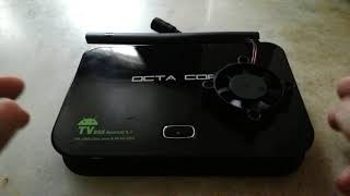 TV box Z4 RK 3368 octa core freezing issue partially solved