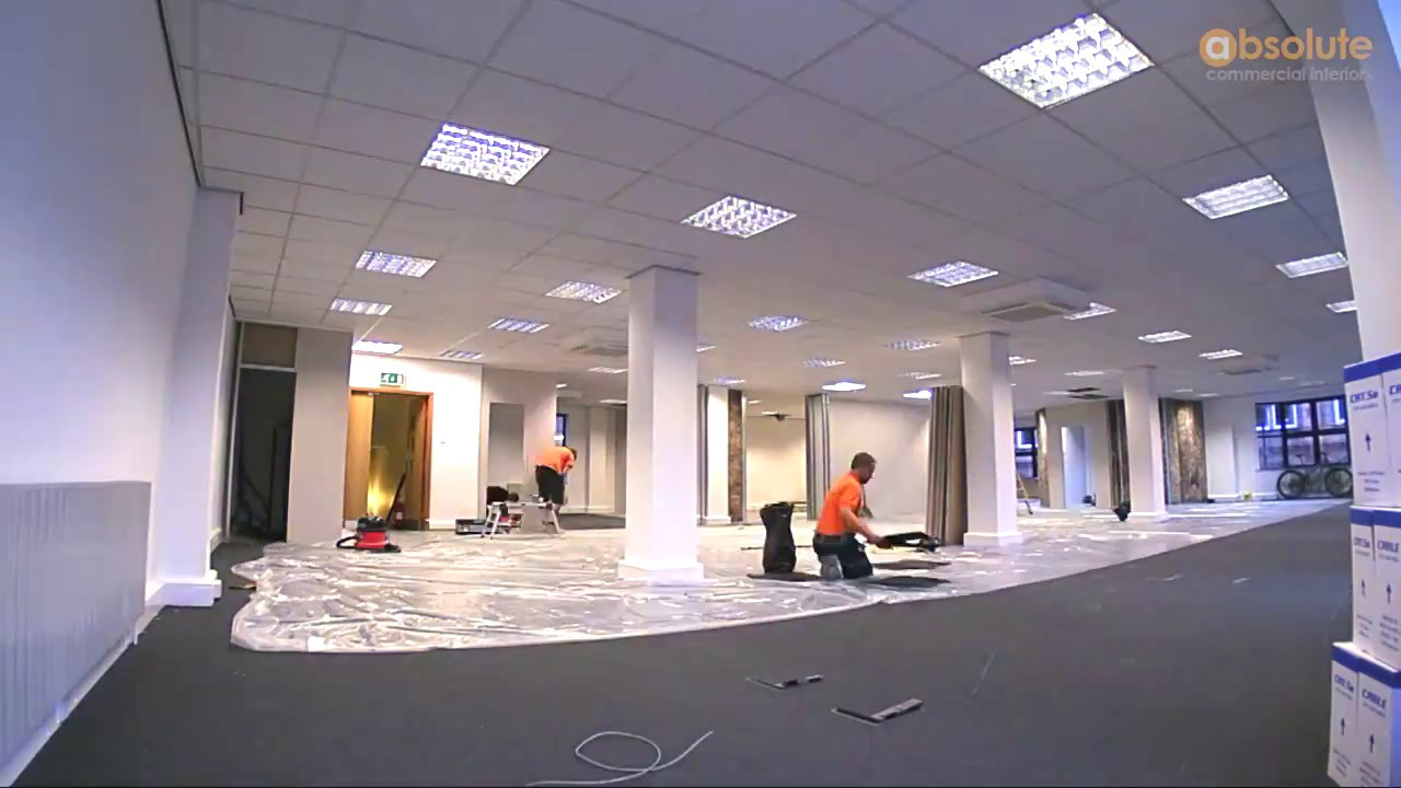 absolute office interiors. We Are Every Time-Lapse Office Design Build Decoration Fit Out. Absolute Commercial Interiors