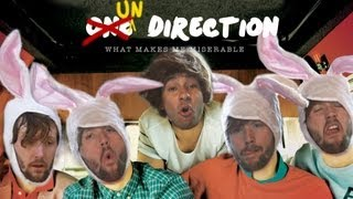 One Direction - What Makes You Beautiful - Parody - Mischief Tube - Christiano Covino