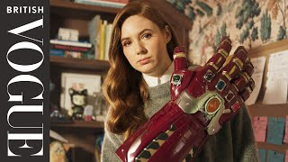 Inside Avengers Star Karen Gillan's Home For A Perfect Night In | British Vogue