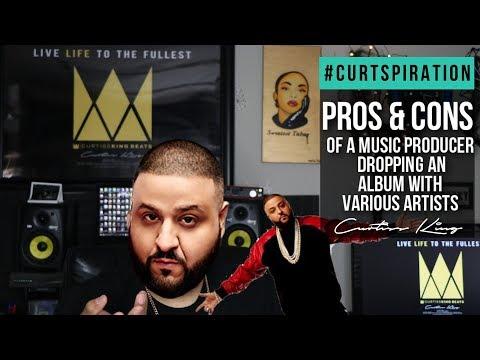 How To Make An Album Like DJ Khaled | Music Producers