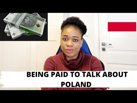 I AM BEING PAID TO TALK ABOUT POLAND IN A POSITIVE WAY/NO Good Jobs For FOREIGNERS IN POLAND
