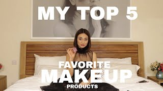 My Top 5 Favorite Makeup Products I shopped online