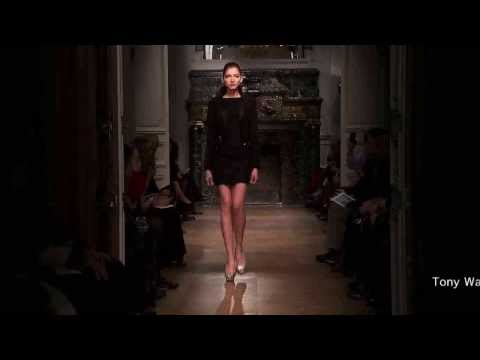 Tony Ward Couture Spring Summer 2014 Fashion Show - Paris