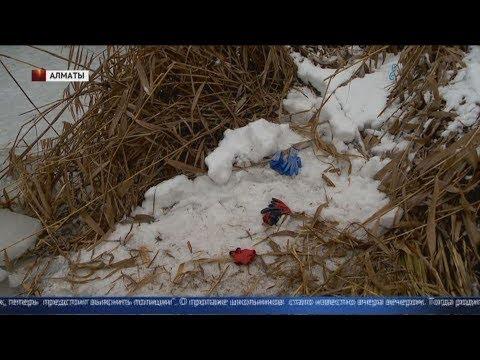 Родители провалившихся под лёд детей просят оградить злополучный водоём