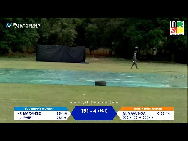 Zimbabwe Women's Reginal 4th One Day | Northerns vs Southerns