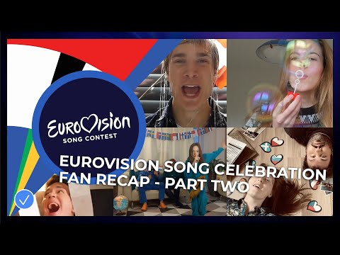 Eurovision Song Celebration - Fan Recap - Part Two