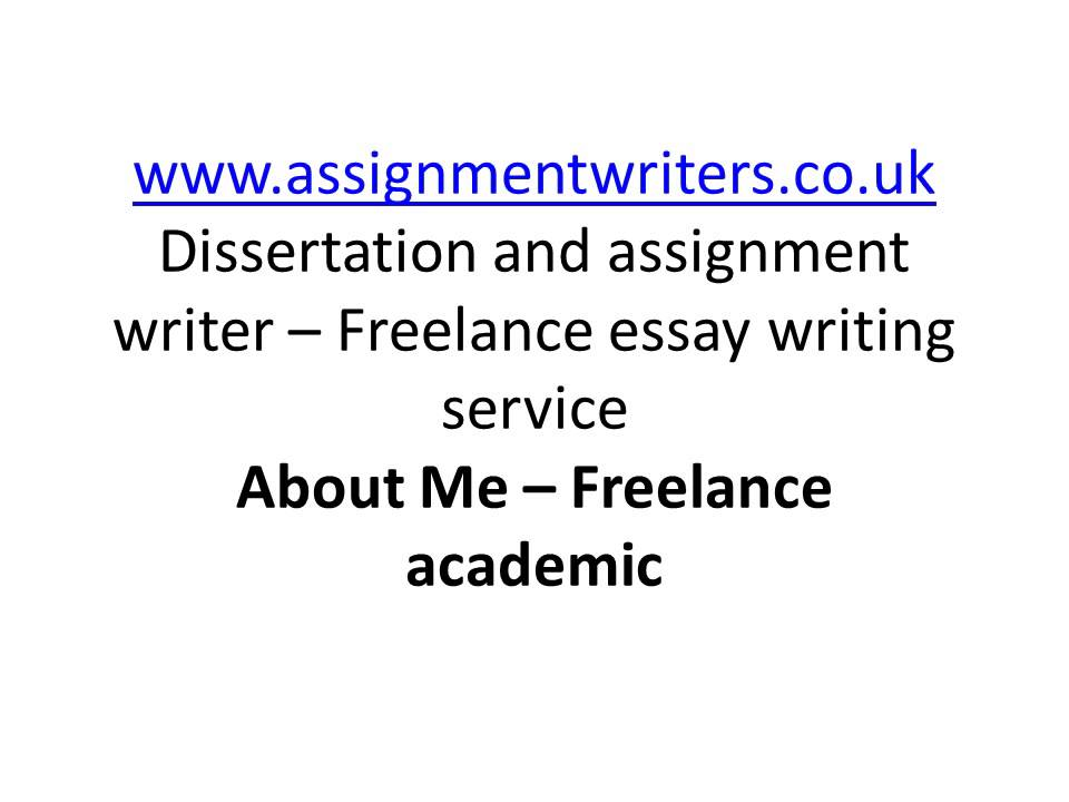 Are you A Freelance Writer?