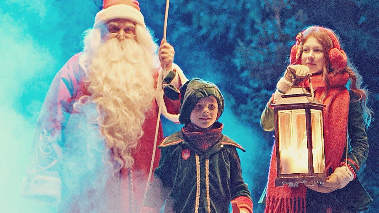 Alla Ricerca Della Stella Di Natale Youtube.Video Di Babbo Natale La Stella Di Natale 2019 Trailer Youtube