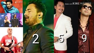TOP 10 ASSAMESE FAMOUS SINGER // 2019