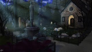 Кладбище | The Sims 4